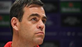 WATCH: Munster Rugby's Johann van Graan talks Saracens, Connacht and adding to his coaching ticket
