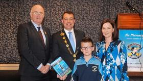 SLIDESHOW: Na Piarsaigh GAA  launch book to mark 50th anniversary