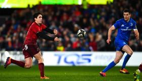 WATCH: Munster Rugby's Joey Carbery looks ahead to RDS return for PRO14 semi final