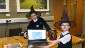 WATCH: Limerick pupils enjoy spooky success at National Scratch Final