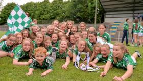 SLIDESHOW: Limerick's U14 Ladies Football side bring home All-Ireland title