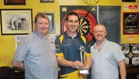 Limerick's William O'Connor to realise 'dream' of playing on professional darts circuit