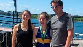 SLIDESHOW: St Michael's Rowing Club celebrate National Championship success
