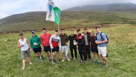 SLIDESHOW: Limerick hurler lands short of All-Ireland Poc Fada title on Cooley Mountains