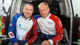 SLIDESHOW: Charity cycle in aid of Cliona's Foundation