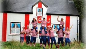 SLIDESHOW: Where's Wally? Limerick village pulls out all the stops to promote fundraiser