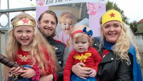 SLIDESHOW: Little Limerick Warrior Eve has an army behind her
