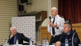 SLIDESHOW: Superintendent at county Limerick crime prevention talk tells public: 'We need you'