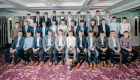 SLIDESHOW: Limerick Minor hurlers collect Munster Championship medals