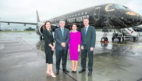 WATCH: University of Limerick graduate launches new fuel efficient jet