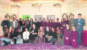 WATCH: Limerick Garda Youth Award winners told to 'dream big'