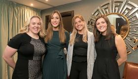 SLIDESHOW: Women in Sport 2020 in conversation at CAI Christmas Dinner