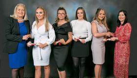 SLIDESHOW: Noreen McManus Scholarships awarded to Colaiste Nano Nagle students
