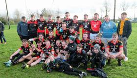 SLIDESHOW: Goal rush wins Limerick U21 football title for Daithí Brudairs