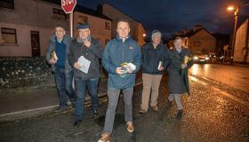 SLIDESHOW: On the canvass with Patrick O'Donovan in county Limerick