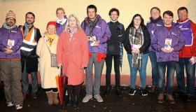 SLIDESHOW: On the canvass with Jenny Blake in Limerick city