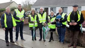 SLIDESHOW: On the canvass in county Limerick with Michael Collins