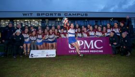SLIDESHOW: UL Camogie side claim their fifth Ashbourne Cup in a row