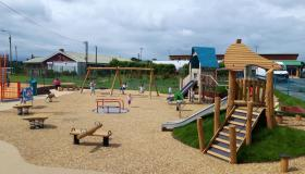 SLIDESHOW: New playground and fitness area opens on Limerick's King's Island