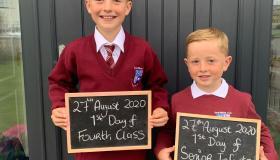 SLIDESHOW: Back to School 2020 - Limerick Leader reader pictures