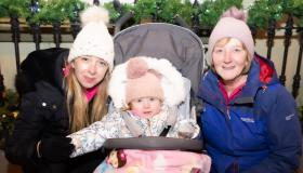 SLIDESHOW: Santa Claus helps Abbeyfeale switch on their Christmas Lights