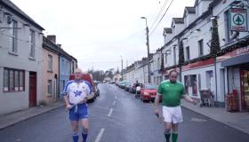 WATCH: Toilet rolls replace sliotars as Limerick village prepares for All Ireland final