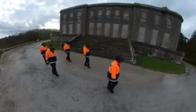 WATCH: Members of Limerick Civil Defence latest to take on Jerusalema challenge