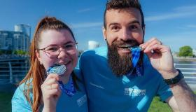SLIDESHOW: Runners and walkers take part in 'virtual' Great Limerick Run