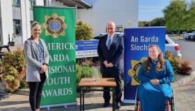 SLIDESHOW: Inspirational young people honoured with Limerick garda awards