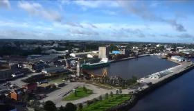 WATCH: Limerick Docks report a record year for tonnage levels