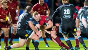 #WATCH: Highlights of Munster's Pro14 loss to Glasgow in Round 3