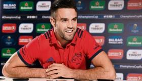WATCH: Munster's Conor Murray issues update on his neck injury