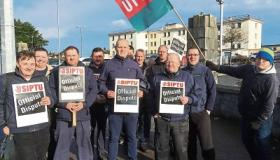 WATCH: Limerick porters 'reduced to sitting in the corridors' over closure of break room