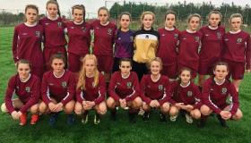 Limerick girls inspire Munster U15s to victory over Connacht
