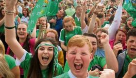 It's finally here! The Limerick Leader has produced a special souvenir publication on the All-Ireland win and homecoming celebrations, including at the Gaelic Grounds above Picture: Brendan Gleeson