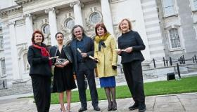 Ruth Negga was among five cultural ambassadors appointed by arts minister Josepha Madigan