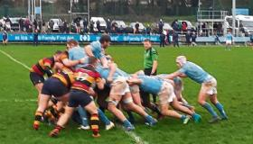WATCH: Garryowen reach Bateman Cup final with dramatic late try