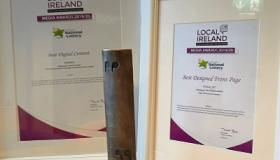 Limerick Leader wins on the double at Local Ireland Media Awards