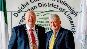 WATCH: Cllr Sean Lynch elected Mayor of Metropolitan District of Limerick