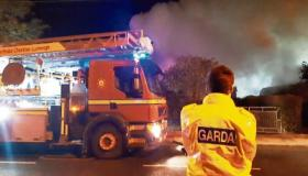 #WATCH: Pensioner escapes injury following house fire in Limerick village