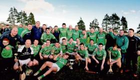 WATCH: St Patrick's celebrate first Limerick county junior 'A' hurling title in 83 years