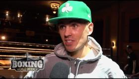 WATCH: Limerick's Lee Reeves reacts to latest professional boxing win