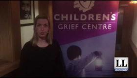 WATCH:  Vicky Phelan tells Chidren's Grief fundraiser 'My children will have to live without me'