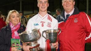 Double success helps Enright to Limerick's Young Sports Star award