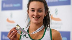 Limerick's Ciara Neville in record-breaking run