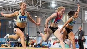 Limerick's Ciara Neville 'couldn't be happier' at World Indoor Championship selection