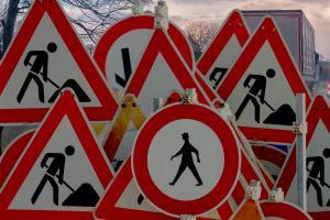 Major roadworks begin on Limerick's Roxborough Road
