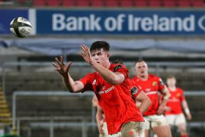 Four-try Munster 'A' ease past Ulster 'A'