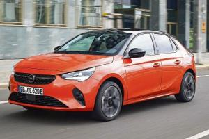Opel Ireland announce pricing for fully electric Corsa-e model