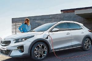 New XCeed plug-in hybrid lands in Limerick at  Hinchy's